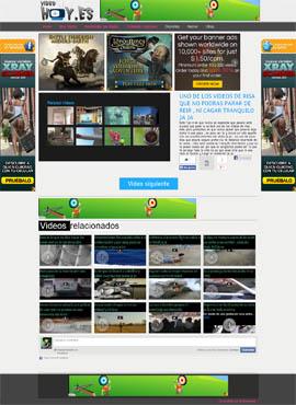 Paginas web baratas con diseño profesional  Videohoy.es