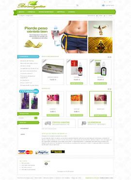 Paginas web baratas con diseño profesional  Bio Energetica