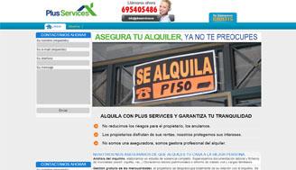 Paginas web baratas con diseño profesional  plusservices
